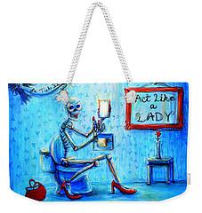 Le Tub Vi Weekender Tote Bag