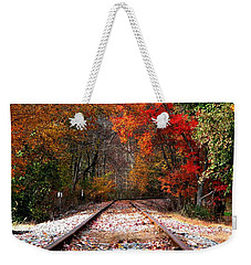Lead Me Home Weekender Tote Bag