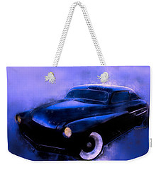 Lead Sled 51 Mercury Watercolour Illustration Weekender Tote Bag