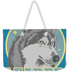 Leader Of The Pack Weekender Tote Bag