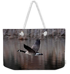 Leading The Way Weekender Tote Bag