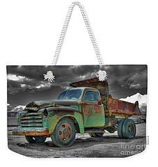Leadville Coal Company Weekender Tote Bag