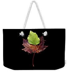 Leaf 15 Weekender Tote Bag