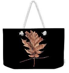 Leaf 22 Weekender Tote Bag