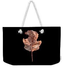 Leaf 24 Weekender Tote Bag
