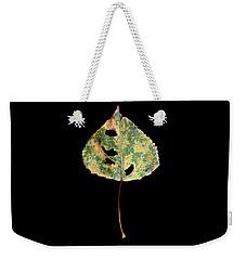 Leaf 25 Weekender Tote Bag