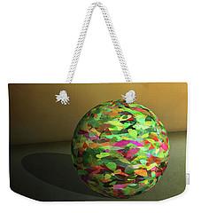 Leaf Ball -  Weekender Tote Bag