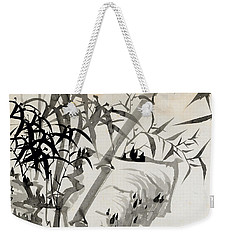 Leaf C Weekender Tote Bag