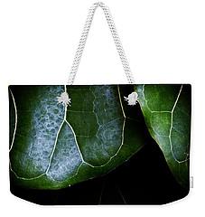 Leaf Weekender Tote Bag