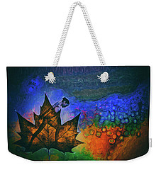 Leaf Dancer Weekender Tote Bag