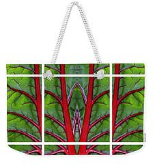 Leaf Of Life Weekender Tote Bag