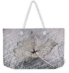 Leaf Skeleton Weekender Tote Bag by Karen Stahlros
