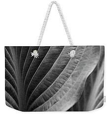 Leaf - So Many Ways Weekender Tote Bag by Ben and Raisa Gertsberg