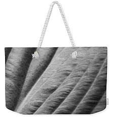 Leaf - Softness Weekender Tote Bag by Ben and Raisa Gertsberg