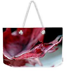 Leaf Study II Weekender Tote Bag