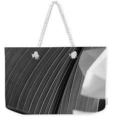 Leaf Texture Weekender Tote Bag