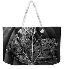 Leaf Variations Weekender Tote Bag