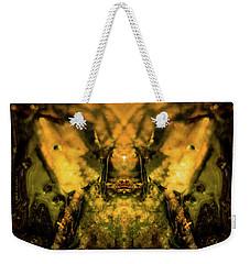 Leaf Water Worrior Weekender Tote Bag