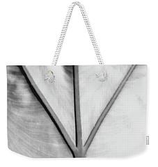 Leaf1 Weekender Tote Bag