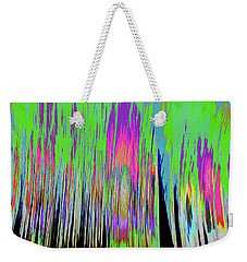 Weekender Tote Bag featuring the photograph Leafless Trees by Tony Beck