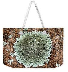 Leafy Lichen Weekender Tote Bag