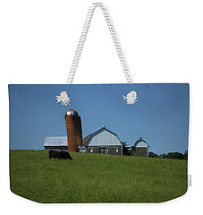 Weekender Tote Bag featuring the photograph Lean Beef by Robert Geary