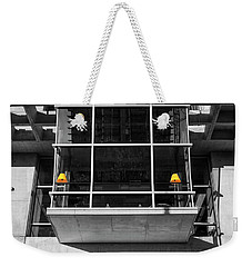 Leave The Lights On Weekender Tote Bag