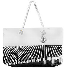 Leavenworth National Cemetery  Weekender Tote Bag