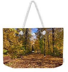 Leavenworth Waterfront Park Weekender Tote Bag