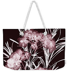 Leaves And Petals II Weekender Tote Bag