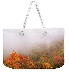 Leaves Weekender Tote Bag