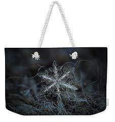 Leaves Of Ice, Panoramic Version Weekender Tote Bag