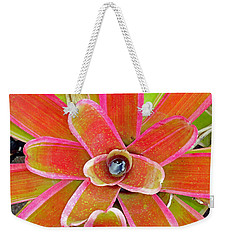 Leaving Honolulu Weekender Tote Bag