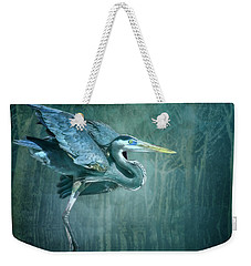 Leaving The Lake Weekender Tote Bag