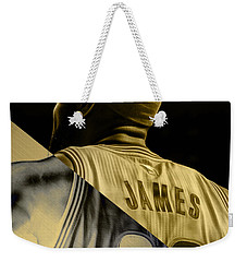 Lebron James Collection Weekender Tote Bag