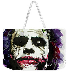 Ledgerjoker Weekender Tote Bag by Ken Meyer jr