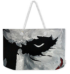 Ledger's Joker Weekender Tote Bag by Dale Loos Jr