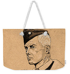 Lee Marvin Weekender Tote Bag