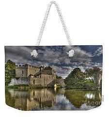 Leeds Castle Reflections Weekender Tote Bag