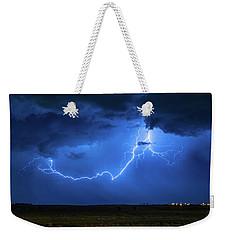 Left Hook Weekender Tote Bag