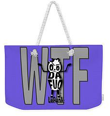 Lefunk Weekender Tote Bag