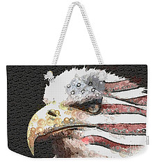 Legally Unlimited Eagle Weekender Tote Bag