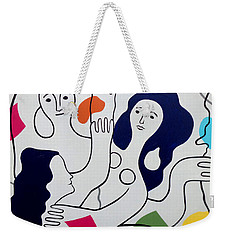 Leger Light And Loose Weekender Tote Bag