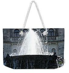 Legislature Fountain Weekender Tote Bag