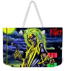 Legitimately Nasty Weekender Tote Bag