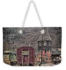 Lehigh Gorge Scenic Railway Weekender Tote Bag