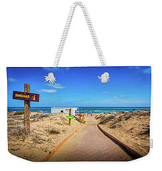 Leisure Beach Weekender Tote Bag