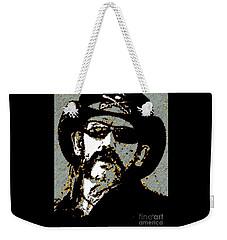 Lemmy K Weekender Tote Bag
