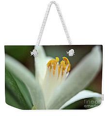 Lemon Flower 2018 Weekender Tote Bag