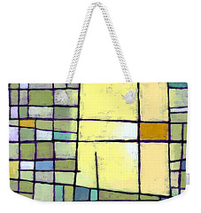 Lemon Squeeze Weekender Tote Bag by Douglas Simonson